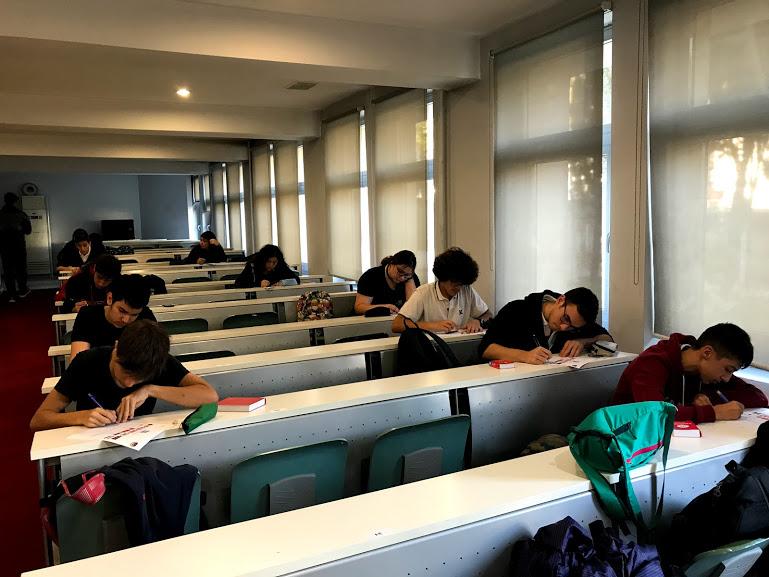 MUN sınav foto 2